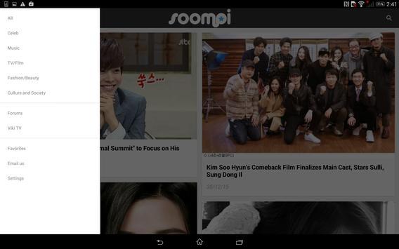 Soompi screenshot 10