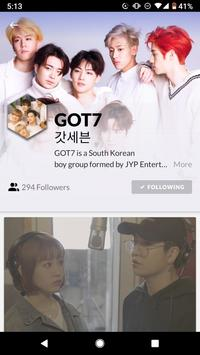 Soompi screenshot 2