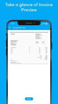 Free Invoice Generator - Estimates, Receipts screenshot 8