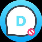 DisDeleter icon