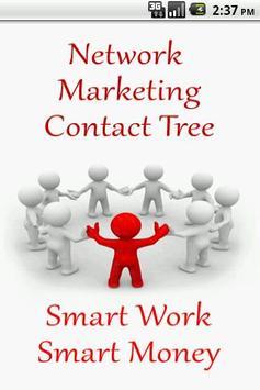 Network Mrkt Contact List Lite poster