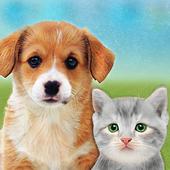 My Cat, Dog Pet Simulator : Virtual Dog Games icon