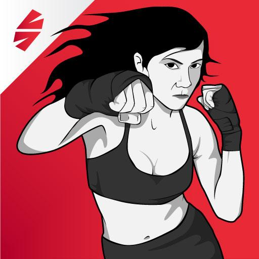 MMA Spartan System Female 🥊 - Home Workouts Free