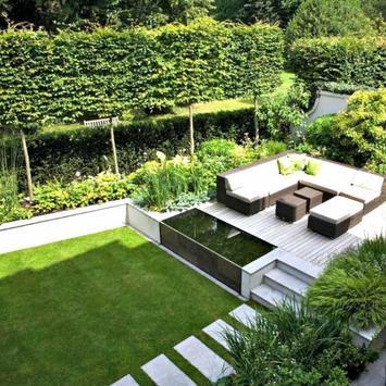Garden minimalsit design screenshot 5