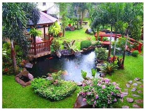 Garden minimalsit design screenshot 6