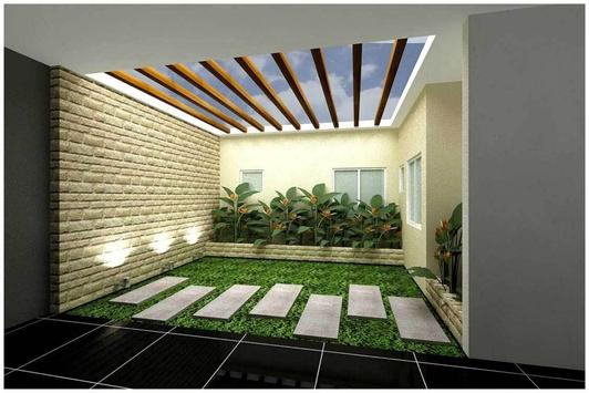 Garden minimalsit design screenshot 7