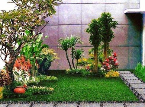 Garden minimalsit design screenshot 8