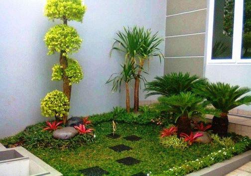 Garden minimalsit design screenshot 9