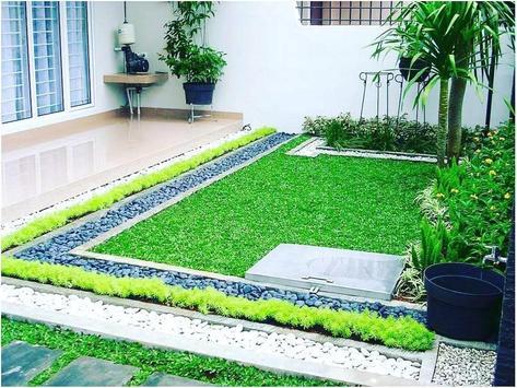 Garden minimalsit design screenshot 1