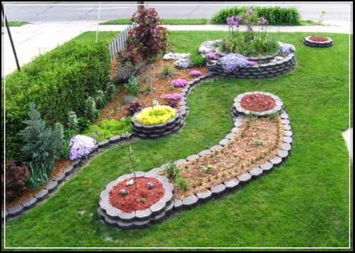 Garden minimalsit design screenshot 2