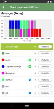 MMGuardian Parental Control App For Parent Phone تصوير الشاشة 2