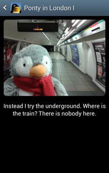 Penguins in London screenshot 2