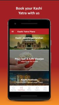 Kashi Yatra by Travelkosh screenshot 1