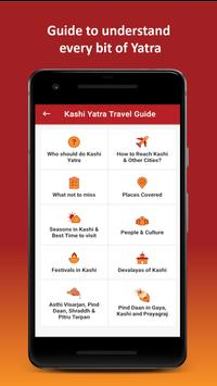 Kashi Yatra by Travelkosh screenshot 2