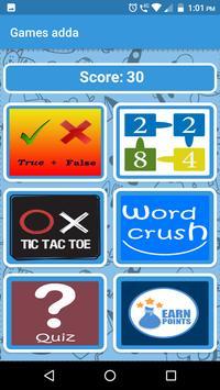 Padha jodisi kannada word game with Games Adda poster