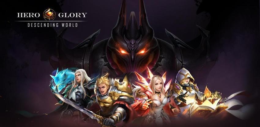 Hero Glory: Descending World APK