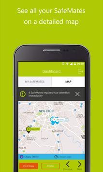 SafeMate screenshot 1