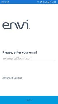 Envi MMIS screenshot 3