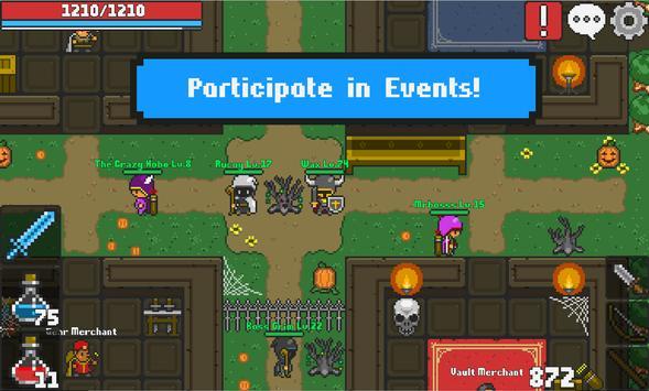 Rucoy Online screenshot 7