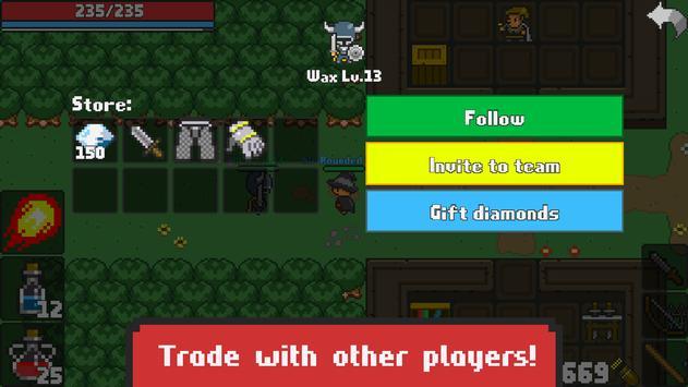 Rucoy Online screenshot 3