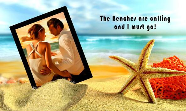 Vacation Photo Frame – Holiday Beach Photo Editor screenshot 2