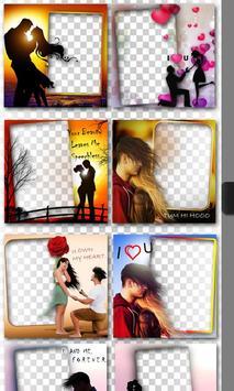 Valentine Insta DP Maker poster