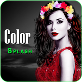Color Splash Photo Effect – Colour My Photo Editor icon