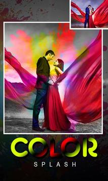 Color Splash Photo Effect – Colour My Photo Editor poster