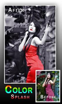 Color Splash Photo Effect – Colour My Photo Editor screenshot 1