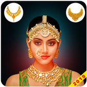 Jewellery on Photo Editor icon