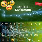 English Keyboard icon