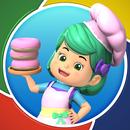 Kiko: Lola Bakery - Puzzle & Idle Store Tycoon APK Android