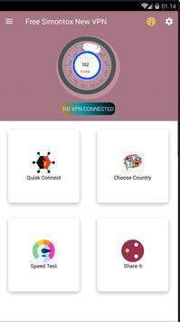 Free Simontok VPN Baru screenshot 4