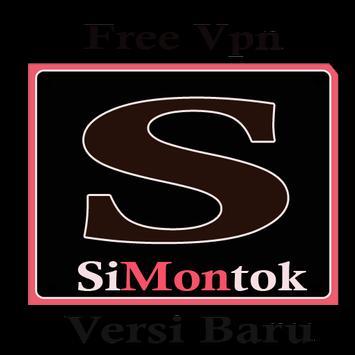 Free Simontok VPN Baru poster