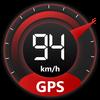 Digital Speedometer - GPS Offline odometer HUD Pro-icoon
