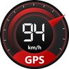 Digital Speedometer - GPS Offline odometer HUD Pro ikona