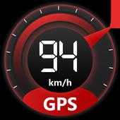 Icona Contachilometri digitale GPS e contachilometri HUD