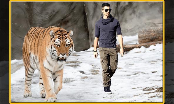 Tiger Photo Editor screenshot 1