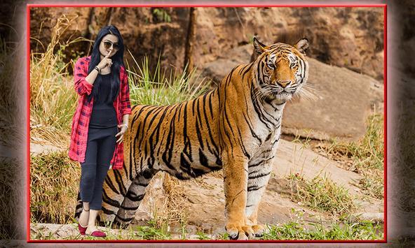 Tiger Photo Editor screenshot 2