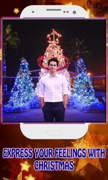 Chirstmas Profile Photo Frame Maker screenshot 1