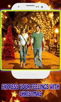 Chirstmas Profile Photo Frame Maker screenshot 5