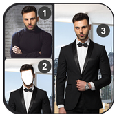 Men Stylish Photo Suit icon