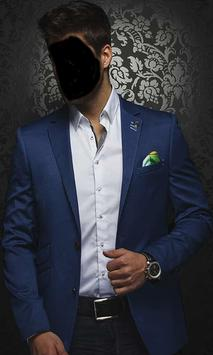 Men Stylish Photo Suit screenshot 16