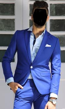 Men Stylish Photo Suit screenshot 1