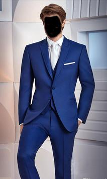 Men Stylish Photo Suit screenshot 5
