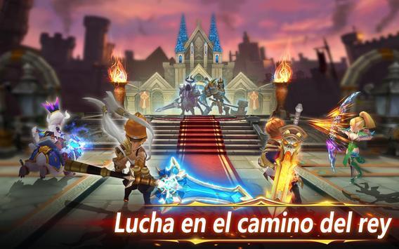 Pocket Knights 2 captura de pantalla 3