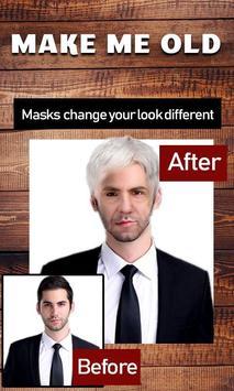 Man Photo Editor : Man Hair style ,mustache ,suit screenshot 5