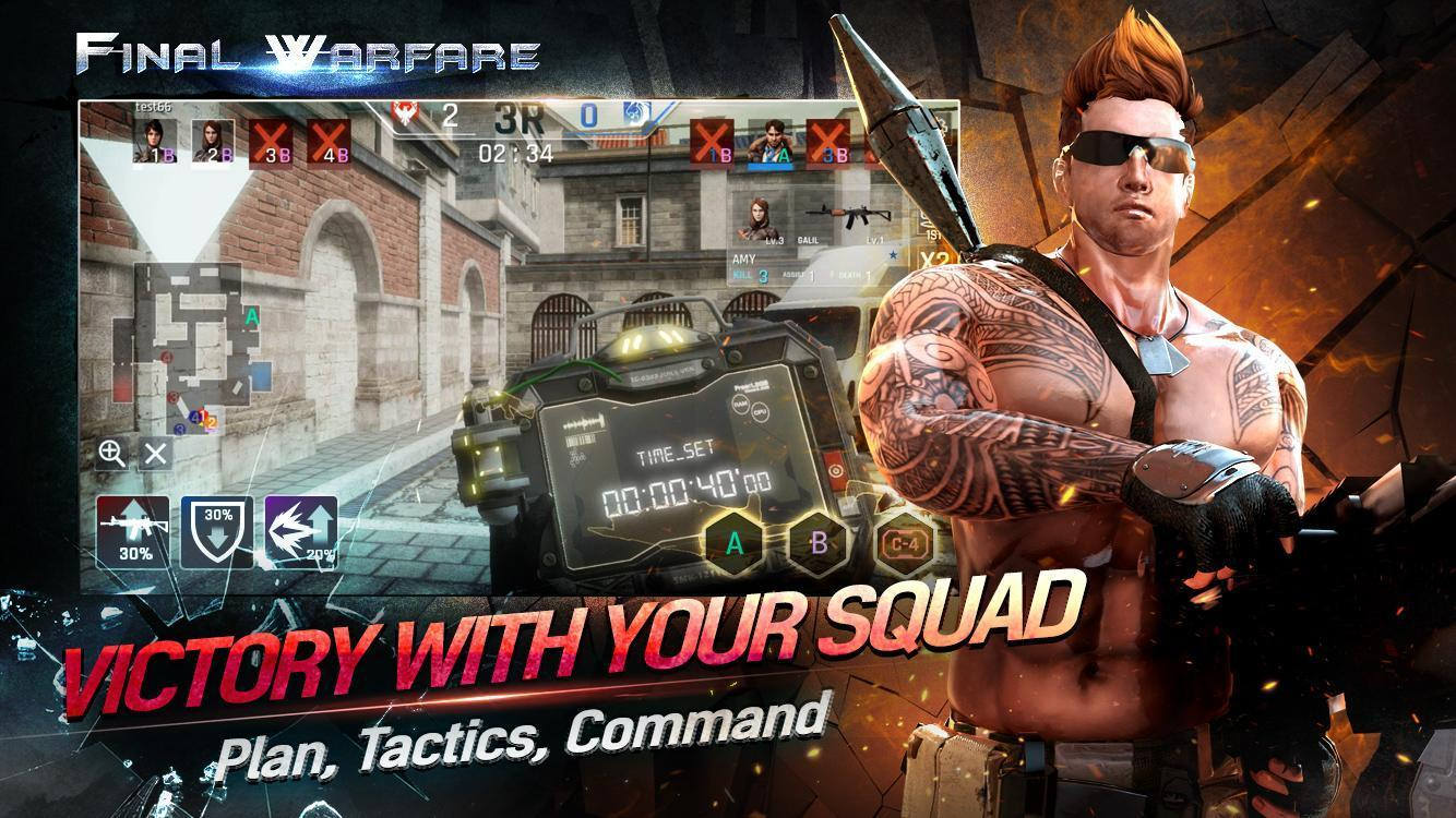 Final Warfare - High Quality for Android - APK Download