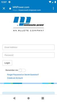 Minnesota Power screenshot 1