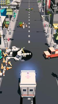 Ambulance Road poster